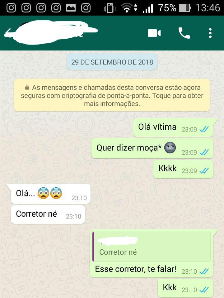 Como conversar com uma mulher no whatsapp
