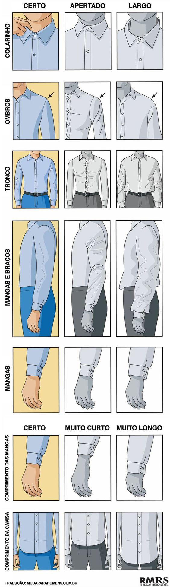 como se vestir bem camisetas
